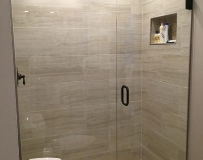 Shower Enclosure of the Day!